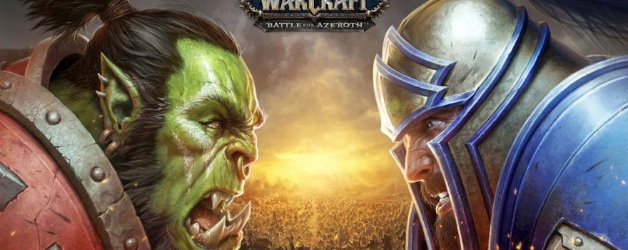 Прокачка World of Warcraft